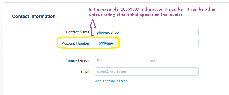 How To Get Correct Suppliers EzzyBills - Invoice without abn