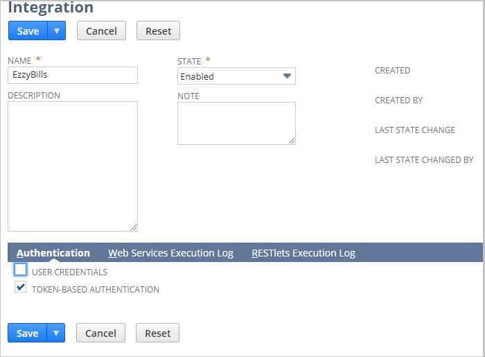 Integrate EzzyBills with NetSuite for Invoice Data